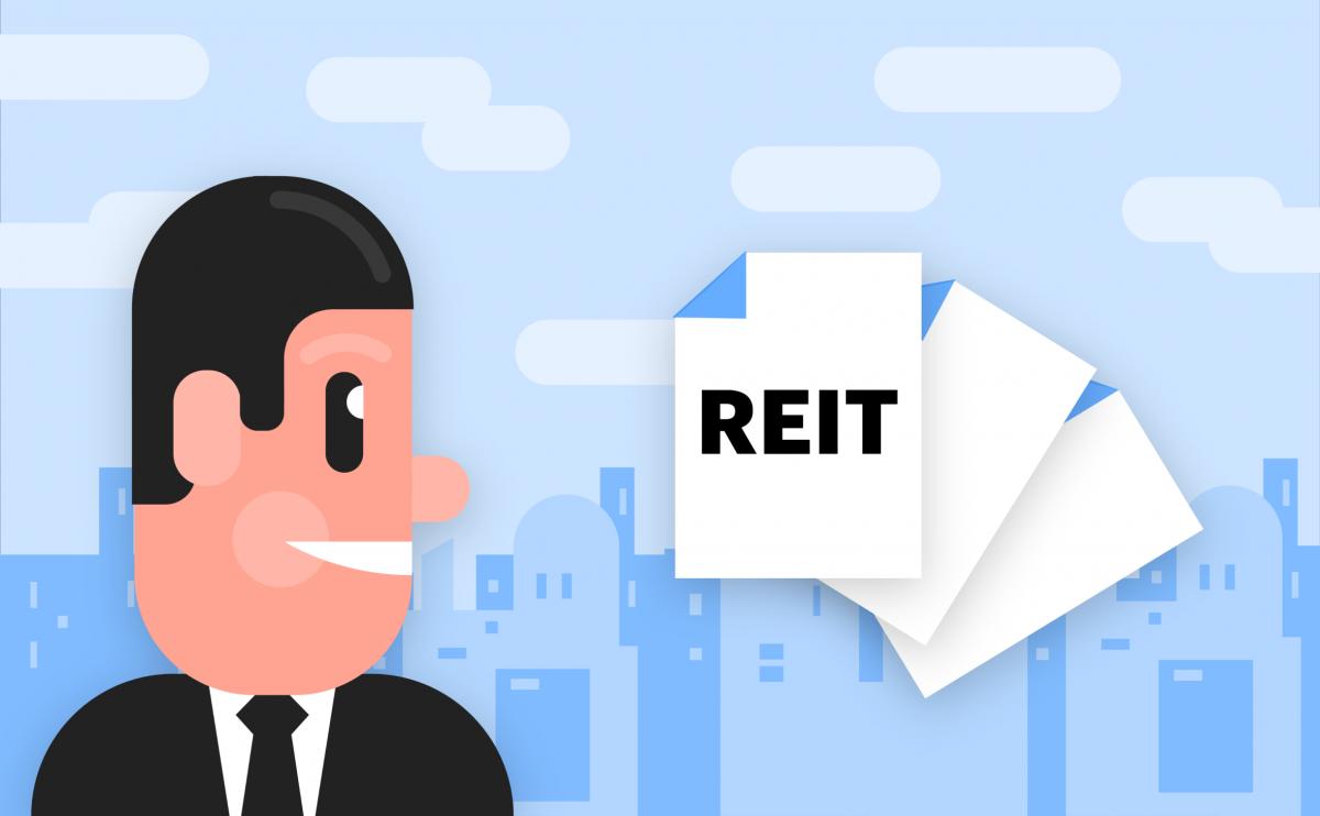Как вложиться в недвижимость, покупая акции: объясняем, что такое REIT